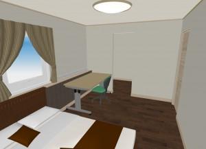 2F寝室2