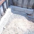 【5日目】配筋検査・ベースコンクリート打設