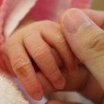 新生児と過ごすスウェーデンハウス